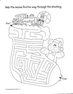 Christmas Fun - Sonia.3 U. - Λευκώματα Iστού Picasa Christmas Maze, Christmas Arts And Crafts, Christmas Colors, Christmas Holidays, Christmas Worksheets, Christmas Activities, Christmas Printables, Caleb, Christmas Coloring Pages