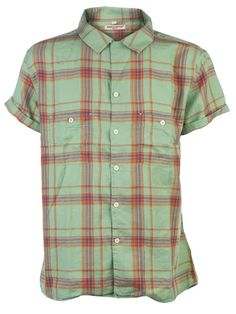 Shirts - Levis: Made & Crafted Check Shirt - American Rag Online Store