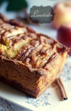 cake aux pommes a l'ancienne