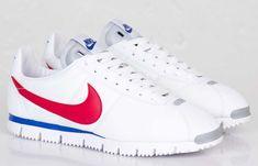 Nike Cortez NM QS: Gym Red & Game Royal