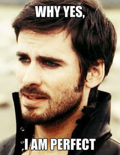 I don't even watch OUAT but Colin O'Donoghue I'd painfully attractive