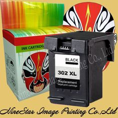 Compatible For HP HP302 302XL 302 Black Ink Cartridge For HP Deskjet 2130 1112 3630 3632 Officejet 4650 4652 4655 ENVY 4516 4520
