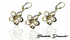 #biżuteria #srebrna pozłacana