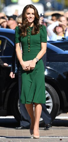 The Duchess of Cambridge, 34, has adopted a bold new style for her Canada tour, with style experts hailing it a Hollywood makeover. FEMAIL breaks down how the mother-of-two has pushed the style boundaries - and how her new look is a lot more glamorous than this time last year