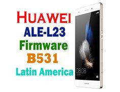 Huawei P8 Lite ALE-L23 Firmware B531 Update (Latin America)