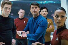 Star Trek Into Darkness actors - See best of PHOTOS of Star Trek 2013 film