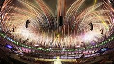 Olympics come to a close -- see you in Rio (summer 2016) and Sochi (Winter 2014)!
