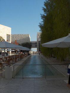 Getty Museum, L.A. - Richard Meier| Flickr - Photo Sharing!