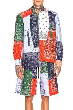 Multi Peace Signs Bandana Bandanna Head Scarf Neck Scarf Multi Colours #14
