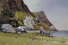 Paul Holmes, Antrim, Ireland Antrim Ireland, Irish Art, Mount Rushmore, Art Gallery, Artists, Mountains, Nature, Travel, Art Museum