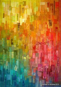 Harmony joy color scheme (Rainbow) 2