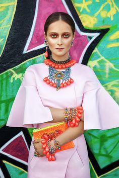 Mawi present their SS14 campaign starring Daria Shapovalova. Mawi's luxury jewellery leads the way in high fashion accessories and this step...