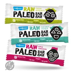 Maxsport Nutrition Raw Energy Riegel Rohkost Riegel Mix 20 Stück - Roh Paleo Vegan Glutenfrei Superfood Rohkost Riegel - 50g x 20 Stück (Mix Box): Amazon.de: Grocery