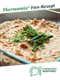 Paprika Feta Creme , wie vom Wochenmarkt von Lillith. Ein Thermomix ® Rezept aus der Kategorie Saucen/Dips/Brotaufstriche auf www.rezeptwelt.de, der Thermomix ® Community.