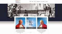 Actualidad y Análisis: Juan Pablo II y Juan XXIII ya están en la web: todo lo relacionado con su canonización llega a una App, Facebook, Twitter, Instagram y YouTube