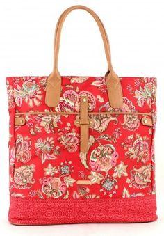 00f3ee80da875 Oilily Women s Shoulder Bag Pink Rose (Rot)  Amazon.co.uk  Shoes   Bags