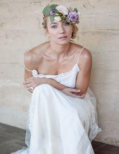 Read More on SMP: http://www.stylemepretty.com/little-black-book-blog/2014/01/21/organic-santa-barbra-historical-museum-wedding-ideas/