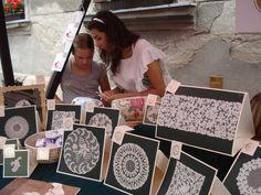 Spancirfest in Varazdin, a Baroque city in Croatia