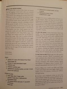 Best Gluten Free Cookies, Juice Plus, Food Words, Confectioners Sugar, Lemon, Recipes, Recipies, Recipe