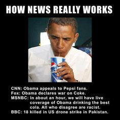 How the news works
