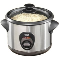 I really want a rice cooker