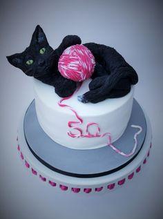 Gatto una torta di buon compleanno per lui idee torte