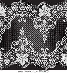 Resultado de imagen de bordados en tul y dibujos