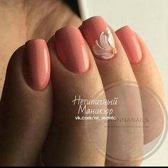 You should stay updated with latest nail art designs, nail c Simple Nail Art Designs, Short Nail Designs, Beautiful Nail Designs, Latest Nail Art, Trendy Nail Art, Uñas Color Coral, Nail Paint Shades, Nagellack Design, May Nails