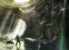 Concept Artist and Illustrator Ray Lederer has released concept artwork he created for Bethesda Softworks' role-playing video game The Elder Scrolls V: Skyrim. Description from pinterest.com. I searched for this on bing.com/images