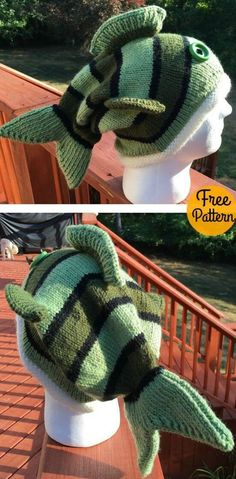 Knitted Hat Free Patterns You Will Love To Try