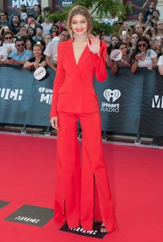 Gigi Hadid at the iHeartRadio Much Music Video Awards!