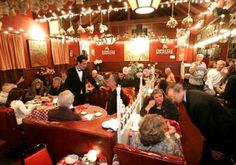Dan Tana's. Dine out exactly like your grandfather did.