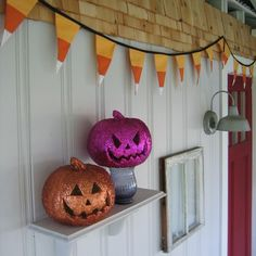 i want to be able to decorate my house with cute halloween decorations