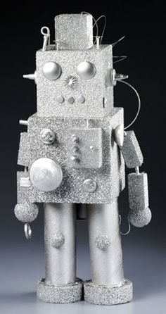 how to make an astronaut recycle | How to make a robot craft