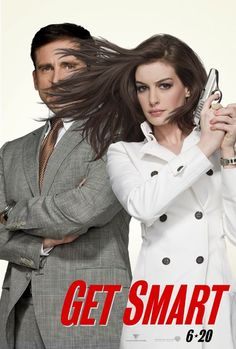 Directed by Peter Segal. With Steve Carell, Anne Hathaway, Alan Arkin, Dwayne Johnson. A highly intellectual but socially awkward spy is tasked with preventing a terrorist attack from a Russian spy agency. Funny Movies, Comedy Movies, Great Movies, Hd Movies, Movies To Watch, Movies Online, Movies And Tv Shows, Awesome Movies, Funniest Movies