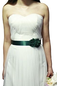 Lemandy Handmade Bridal Dress Sash Two Flowers Belt For W... https://www.amazon.co.uk/dp/B01M0QTD7P/ref=cm_sw_r_pi_dp_x_4jcjybCWVD8EX