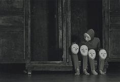 Théâtre du Mouvement – Catherine et l'armoire, 1985