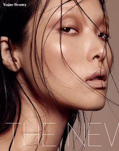 Smile: Sunghee Kim in Vogue Thailand February 2016 by Yu Tsai