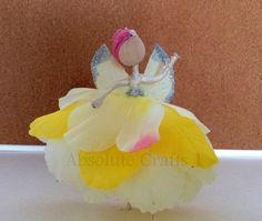 Gentle Beamglimmer / Flower Fairy Doll / by AbsoluteCrafts1