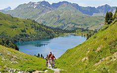 Velowege Schweiz: Route Engstlenalp