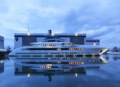 Heesen Yachts / Galactica Super Nova