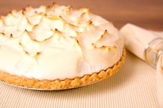 Bigelow Imperial Earl Grey Meringue Pie