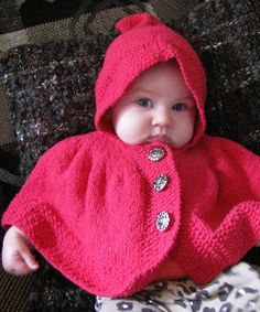 Baby Red Riding Hood
