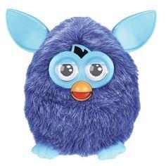 "Furby Twilight Hasbro  Toca música para él, sacúdelo, inclínalo, háblale, pónlo de cabeza, acarícialo, hazle cosquillas o preséntale a otros Furbys, ¡verás todo lo que puede pasar!   ""Hasta agotar existencias"""