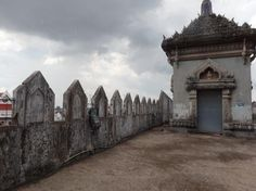 Patuxai -  Vientiane, Laos Photo by E.N. Smith — National Geographic Your Shot