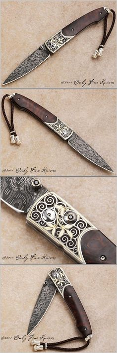 William Henry, B05 Custom 110310, Only Fine Knives..5000 @aegisgears