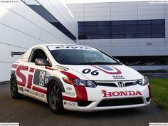 Honda Civic Si Racecar (2006)