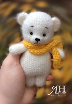 Mesmerizing Crochet an Amigurumi Rabbit Ideas. Lovely Crochet an Amigurumi Rabbit Ideas. Crochet Bear Patterns, Amigurumi Patterns, Amigurumi Doll, Crochet Animals, Plush Animals, Crochet Teddy, Love Crochet, Crochet Dolls, Stuffed Animal Patterns