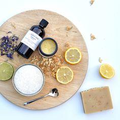 Nathalie Bond Organics - body oil, skin balm, bath salts and natural soap.