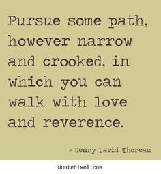 Henry David Thoreau, quotes